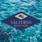 salterns boatyard